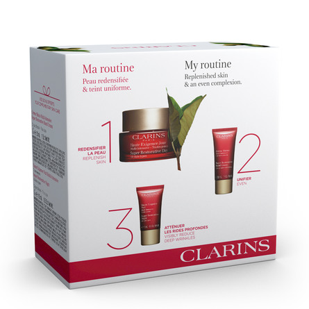Clarins Value Pack Super Res. Day 95 ml