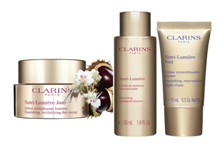 Clarins Value Pack Nutri Day