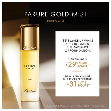 Guerlain Parure Gold Mist Setting Mist 30 ml