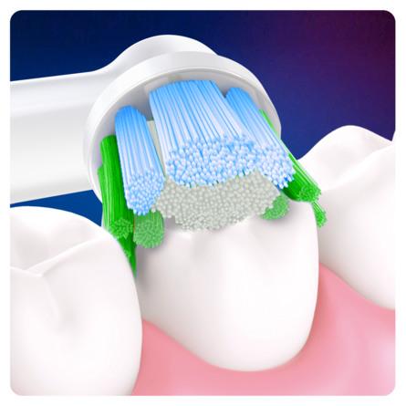 Oral-B Precision Clean Børstehoveder 4 stk