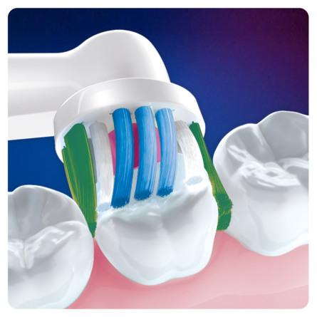 Oral-B 3D White Børstehoveder 3 stk