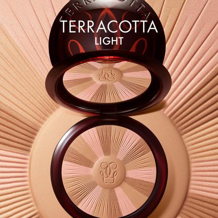 Guerlain Terracotta Light The Healthy Glow Vitamin-Radiance 04 Deep Golden