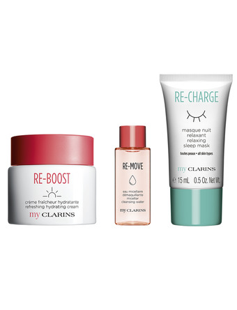 Clarins Value Pack Refreshing Hydrating