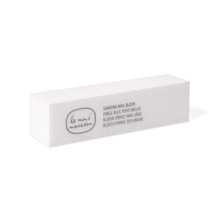 Le mini macaron Neglefil Sanding Block