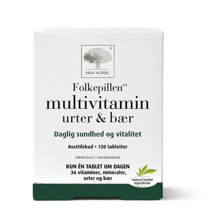 New Nordic Multivitamin™ 120 tabl.