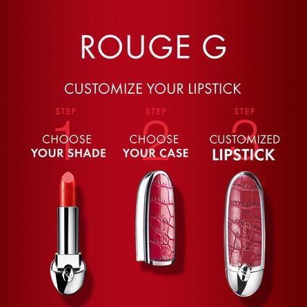Rouge G de Guerlain The Double Mirror Case K-Doll