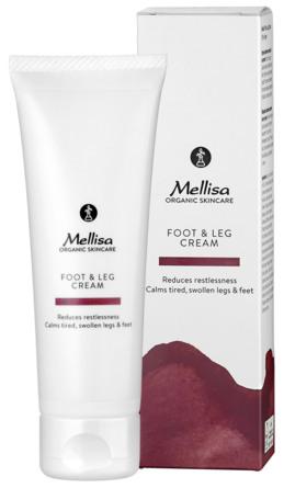 Mellisa Foot & Leg Cream 75 ml
