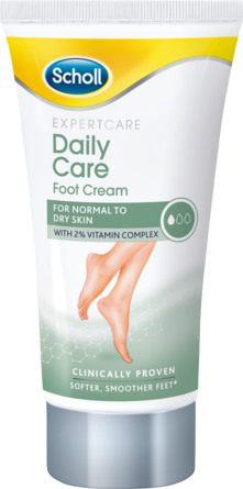 Scholl Daily Care Fodcreme 150 ml
