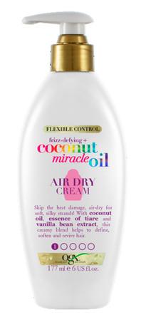 OGX Coconut Miracle Oil Air Dry Cream 177 ml