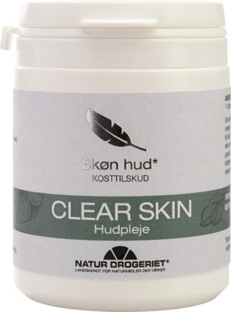 Natur Drogeriet Clear Skin 180 kaps