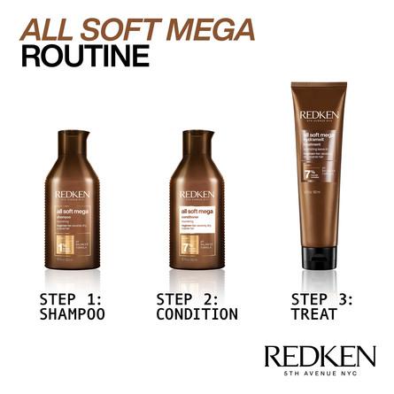 Redken All Soft Mega Hydramelt Leave-in Treatment 150 ml