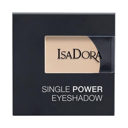 IsaDora Single Power Eyeshadow 01 Bare Beige