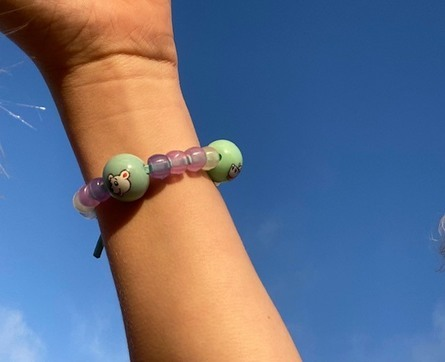 Kræftensbekæmpelse UV-perler til børn 1 stk.