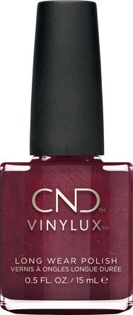 CND Vinylux Long Wear Polish 174 Crimson Sash