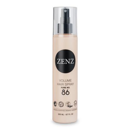 ZENZ 86 Volume Hair Spray Medium Hold 200 ml