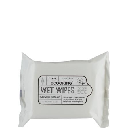 Ecooking Wet Wipes 30 stk.