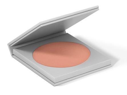 MIILD Natural Mineral Blush 01 Peach Pellucid