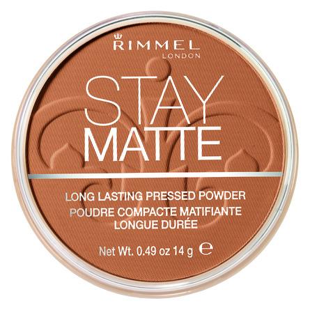 Rimmel Stay Matte Pudder 040 Honey