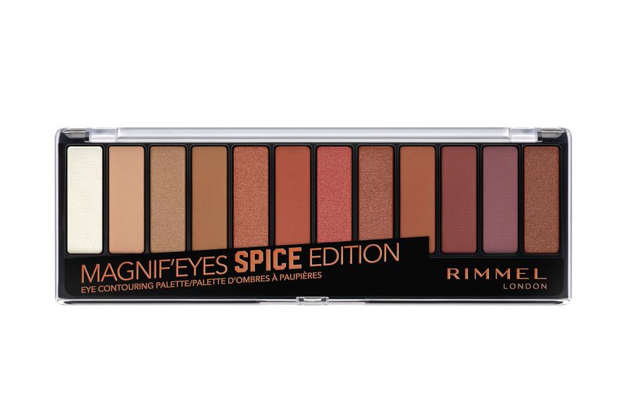 Køb Rimmel Magnifeyes Eyeshadow Palette 005 Spice Edition