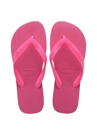Havaianas TOP - PVC FREE Klipklapper, Pink Flux str 37/38 (EU) (str 35/36 BR)