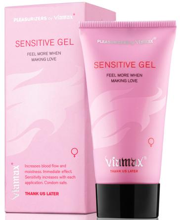 Viamax Sensitive Gel
