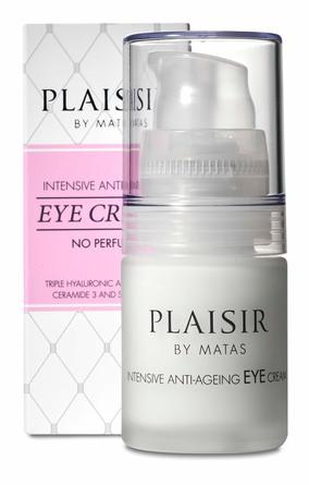 Plaisir Intensive Anti-Ageing Eye Cream 15 ml