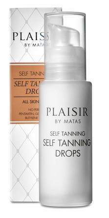 Plaisir Self Tanning Drops 30 ml
