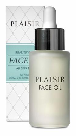 Plaisir Face Oil 30 ml