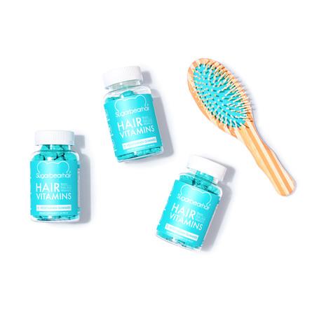 Sugarbearhair Hair Vitamins - 3 måneders forbrug 180 stk.