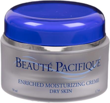 Beauté Pacifique Enriched Moisturizing Daycreme Dry Skin Jar 50 ml
