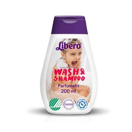 Libero Wash/Shampoo 200 ml
