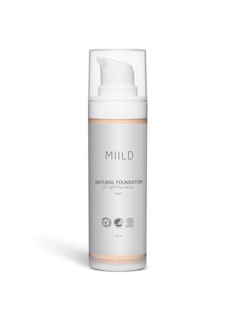 MIILD Natural Foundation 02 Light Plus Wind