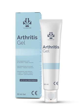 CANNASEN®CBD Arthritis Gel 50 ml