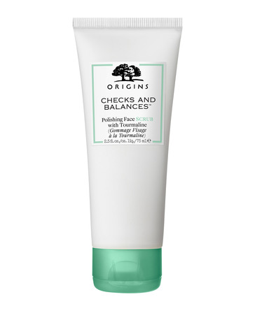 Origins Checks and Balances Polishing Face Scrub with Tourmaline 75 ml