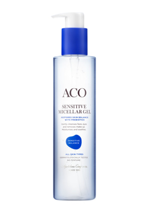 ACO Sensitive Balance Micellar Cleansing Gel 200 ml