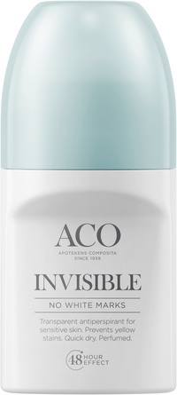 ACO Deo Invisible Roll-On 50 ml