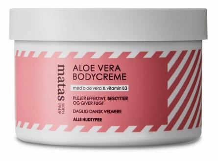 Matas Striber Aloe Vera Bodycreme 250 ml