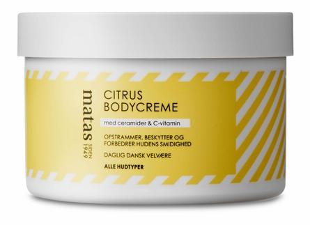Matas Striber Citrus Bodycreme 250 ml