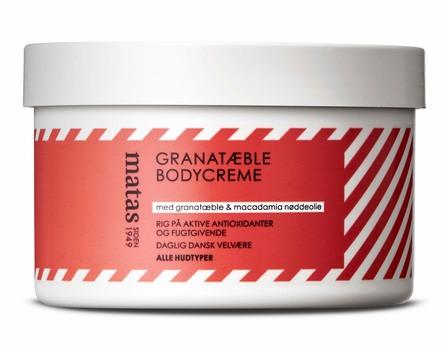 Matas Striber Granatæble Bodycreme 250 ml