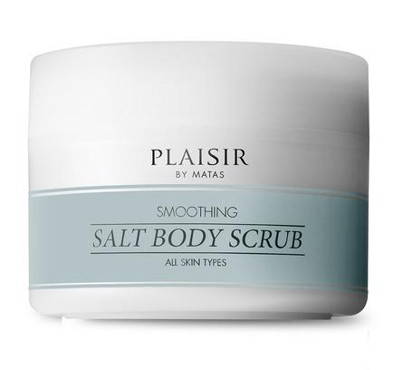 Plaisir Smoothing Salt Body Scrub 200 g