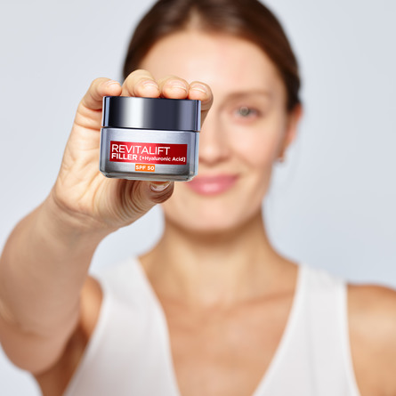 L'Oréal Paris Revitalift Filler Day Cream SPF50 50 ml