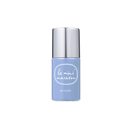 Le mini macaron Single Gel Polish Fleur Bleue