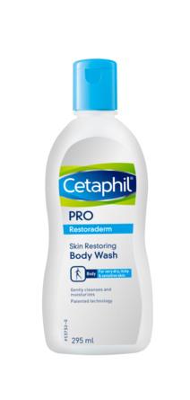 Cetaphil Restoraderm Body Wash 295 ml