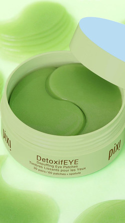 Pixi DetoxifEYE Depuffing Eye Patches 60 stk