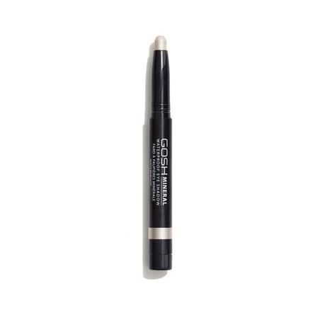 Gosh Copenhagen Mineral Waterproof Eye Shadow 001 Pearly White