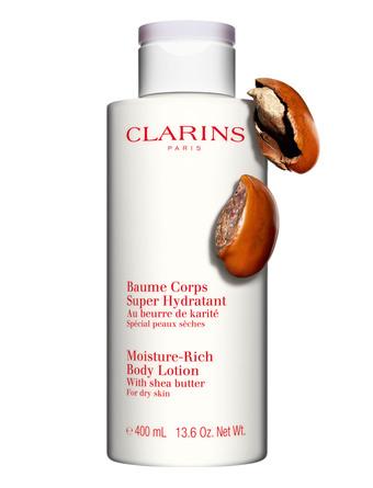 Clarins Moisture Rich Body Lotion 400 ml