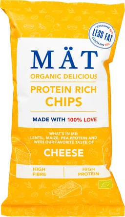 MÄT Organic Chips Cheese