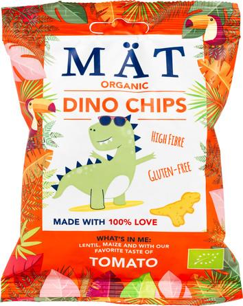 MÄT Organic Dino Chips Tomato