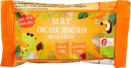 MÄT Organic Dino Bar Cocoa