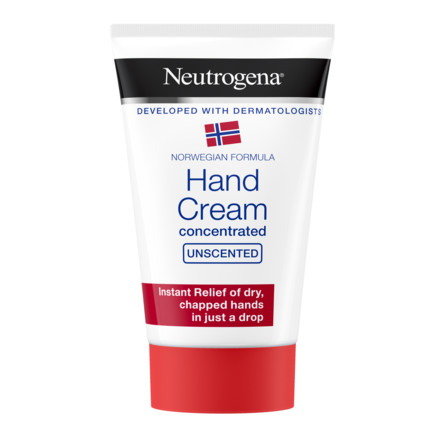 Neutrogena Concentrated Hand Cream Unscented 50 ml
